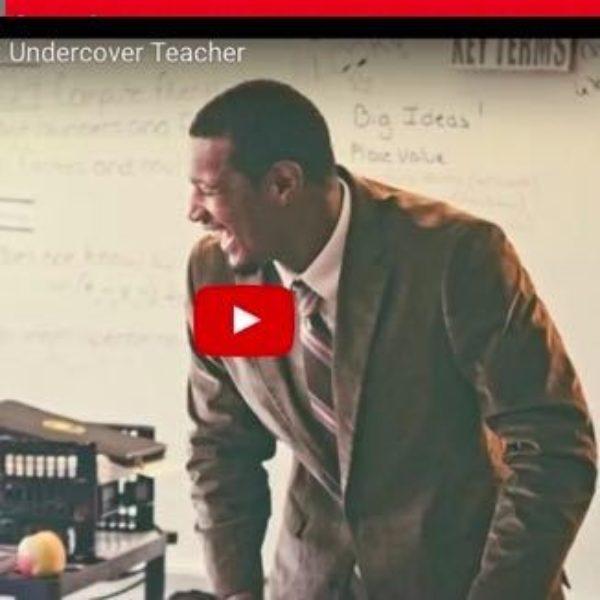 Orioles star Adam Jones Poses as a Substitute Teacher