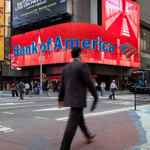 Bank of America Shifts Consumer Creative from WPP to Hill Holliday