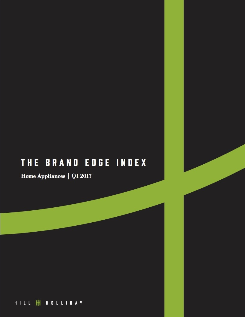 The Brand Edge Index: Home Appliance Edition